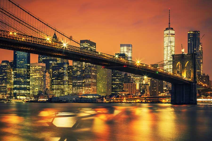 Bon plan billets d'avion Zurich - New York aller retour
