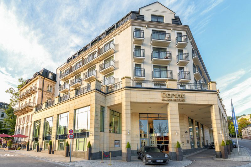Bon plan hôtel cinq étoiles Dorint Maison Messmer Baden-Baden en promotion