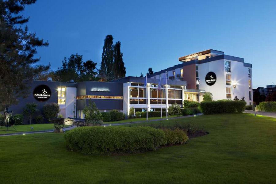 Bon plan hôtel Diana Molsheim en promotion