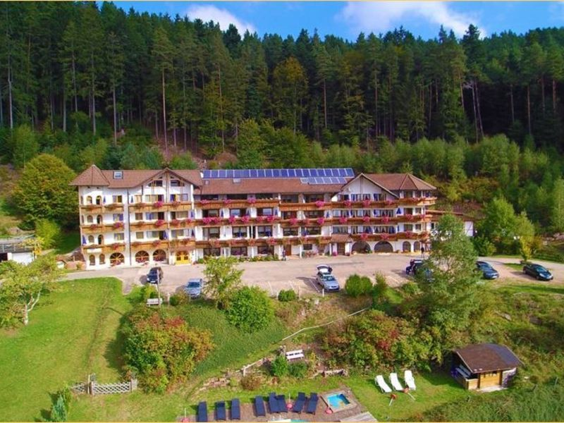Bon plan séjour au Basler Hof Wellnesshotel à Lauterbach en promotion