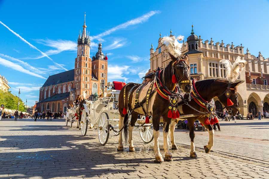 Bon plan séjour à Cracovie au départ de Bâle-Mulhouse au Zulian Aparthotel