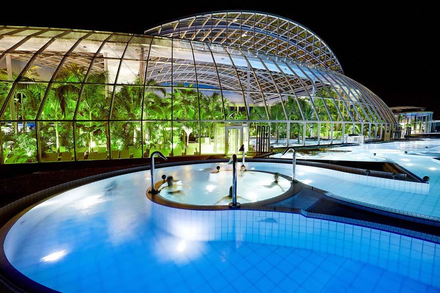 Bon plan séjour à Euskirchen en Allemagne aux thermes Palmenparadies