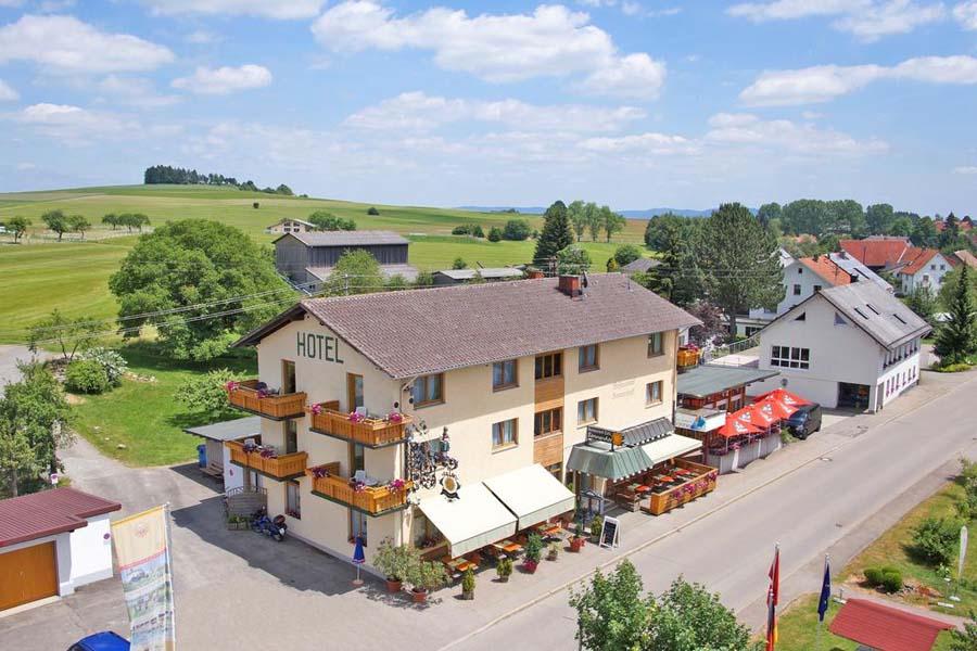 bon plan séjour en foret noire à l'hôtel Sonnenhof & Sonnhalde en Allemagne à Ühlingen-Birkendorf