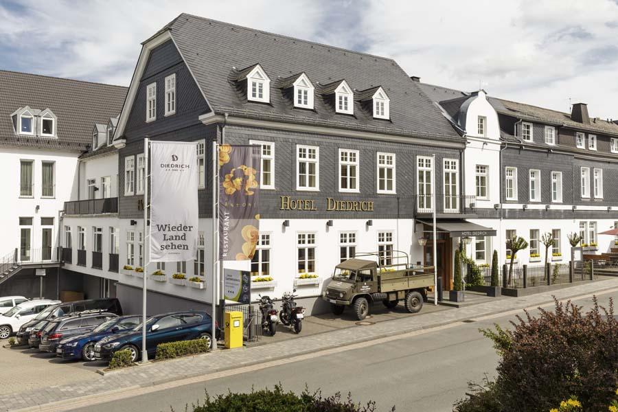 Bon plan séjour dans le Sauerland à Hallenberg à l'hôtel Diedrich