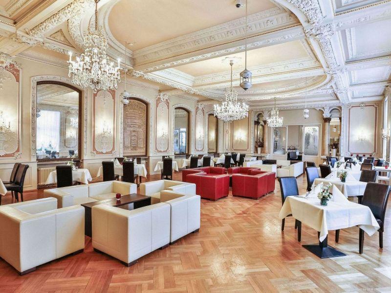 Bon plan séjour hôtel Heliopark zum Hirsch à Baden-Baden