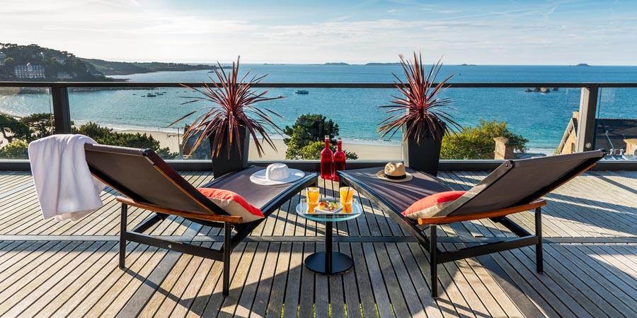 Bon plan séjour spa en Bretagne à l'Agapa Hotel & spa Nuxe à Perros-Guirec