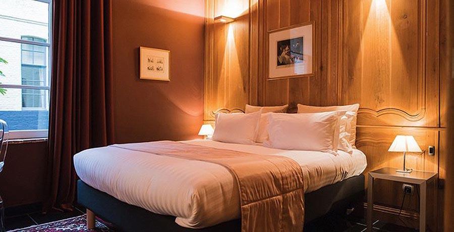 Bon plan séjour spa à Lille à l'hôtel 5 étoiles l'Hermitage Gantois