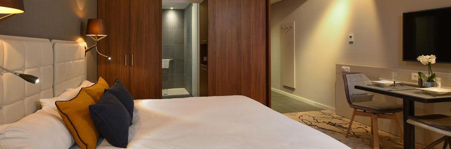 Bon plan séjour spa à Louvain-la-Neuve en Belgique à l'hôtel Martin's All Suites