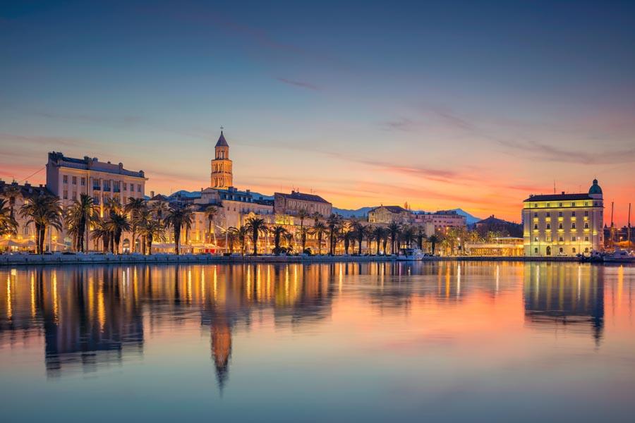Bon plan séjour en Croatie au départ de Bâle-Mulhouse à l'appartement The Charm