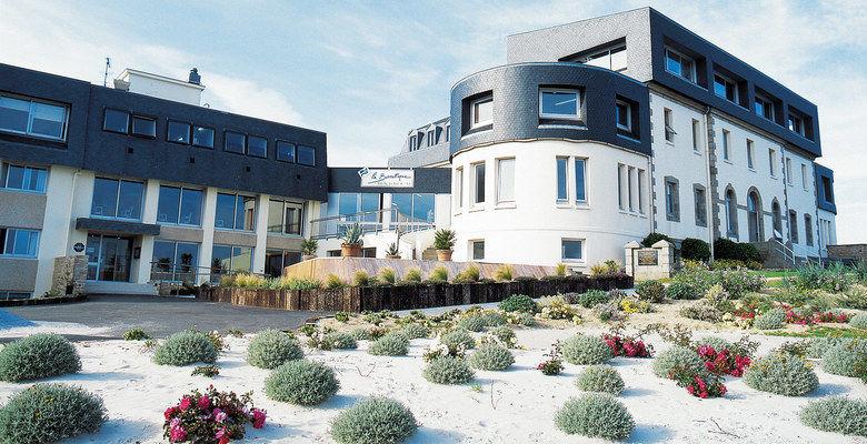 Golden Tulip Valdys Resort Hôtel & spa à Roscoff dans le Finistère en Bretagne