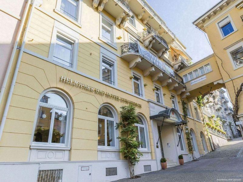 Hôtel Heliopark zum Hirsch à Baden-Baden en promotion