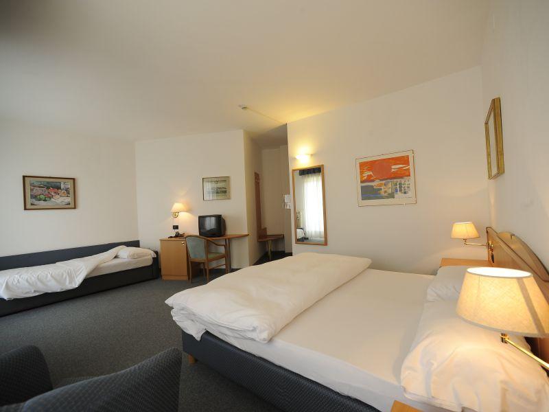 Hôtel pas cher dans les dolomites en Italie à l'hôtel Montana Family Wellness