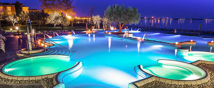 Hôtel & spa Acquaviva del Garda en Italie au Lac de Garde
