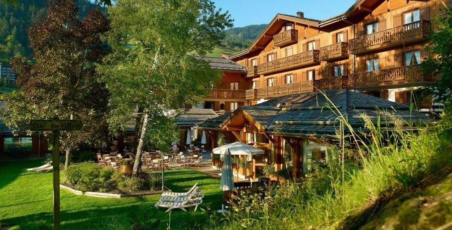 Hôtel spa Beauregard à la Clusaz en Haute-Savoie