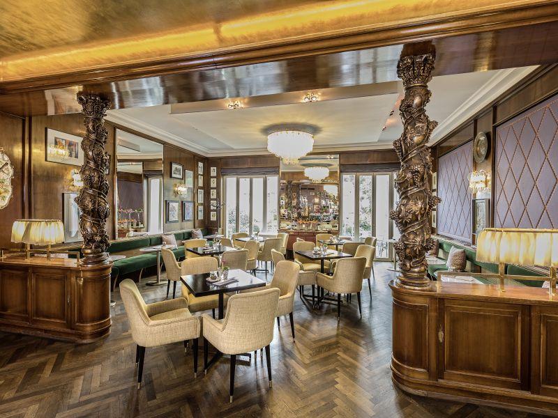 Hôtel & Spa Erbprinz à Ettlingen en Forêt Noire en Allemagne
