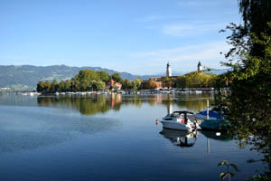 Hôtel spa au Lac de Constance avec piscine