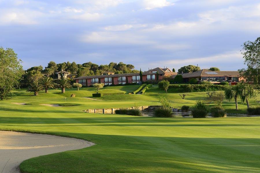 Hôtel Torremirona au Relais Golf & Spa à Navata en Catalogne en Espagne