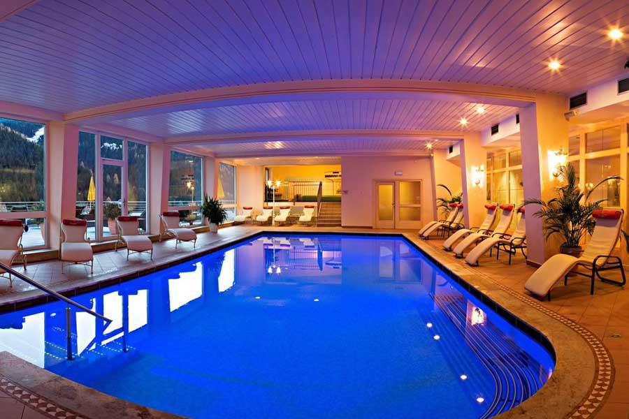 séjour dans les Dolomites en Italie à l'hôtel Nova Levante à l'hôtel Engel Resort & Spa