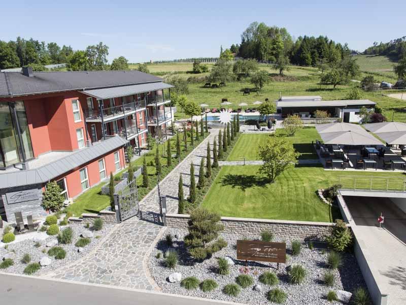 Séjour au Lac de Constance à l'hôtel Gierer à Wasserburg