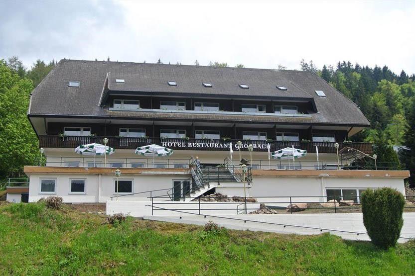 Htel Grossbach  St BlasienMenzenschwand Fort Noire  Allemagne