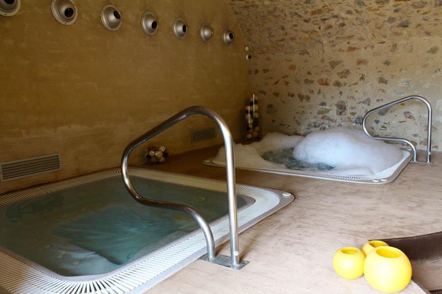Séjour spa pas cher en Espagne (Costa Brava) à l'hôtel Uhr Moli del Mig