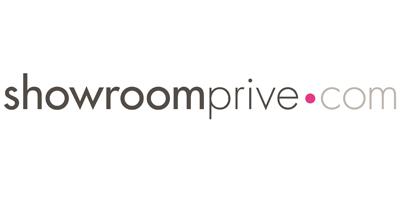 Showroom privé logo