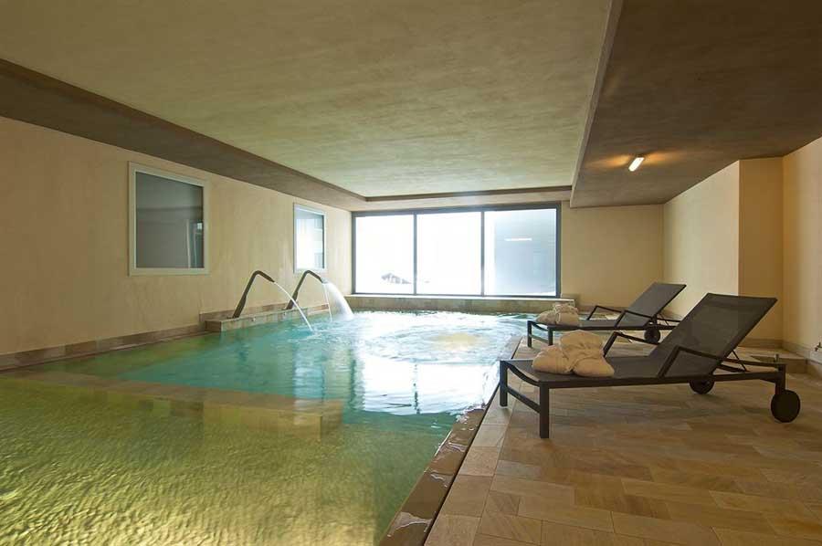 Vacances le Blanc hôtel et spa dans les Dolomites à Vason en Italie
