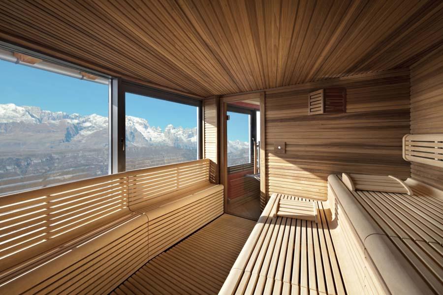 Vacances pas chères dans les dolomites en Italie à l'hôtel Montana Family Wellness