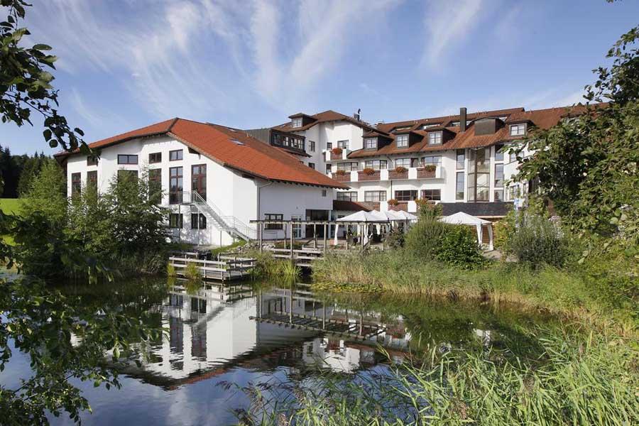 Vacances pas chères en hôtel & spa en Bavière (Allemagne) Allgau Resort