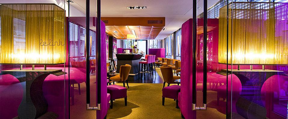 Week-end en hôtel 5 étoiles à Strasbourg au Sofitel Grande Ile