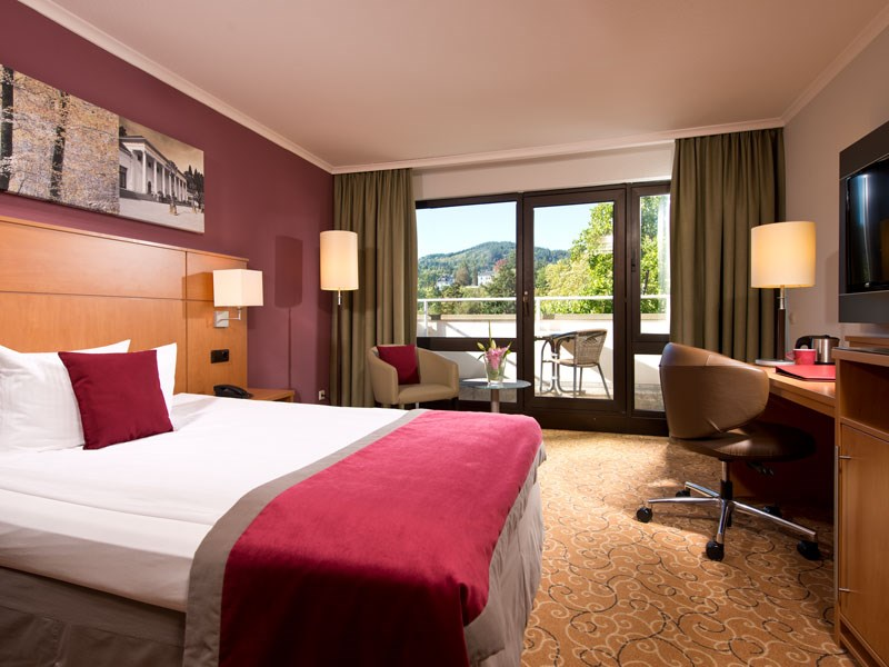 Week-end pas cher à Baden-Baden à l'hôtel Leonardo Royal avec entrées aux thermes Caracalla