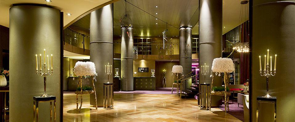 Week-end pas cher en hôtel 5 étoiles à Strasbourg au Sofitel Grande Ile