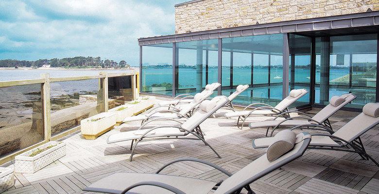 Week-end spa à l'hôtel Golden Tulip Valdys Resort à Roscoff dans le Finistère en Bretagne