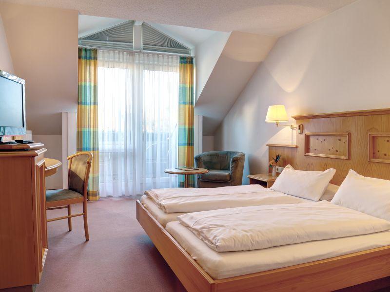 Week-end spa au Landhotel Krone près du lac de Constance