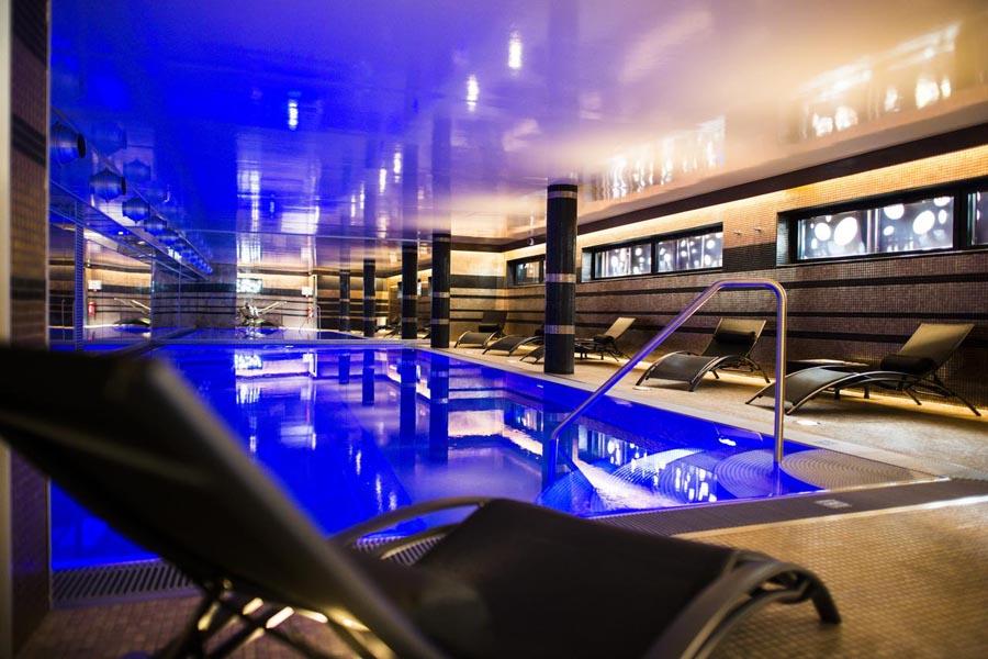 Week-end spa à Lille à l'hôtel 5 étoiles l'Hermitage Gantois